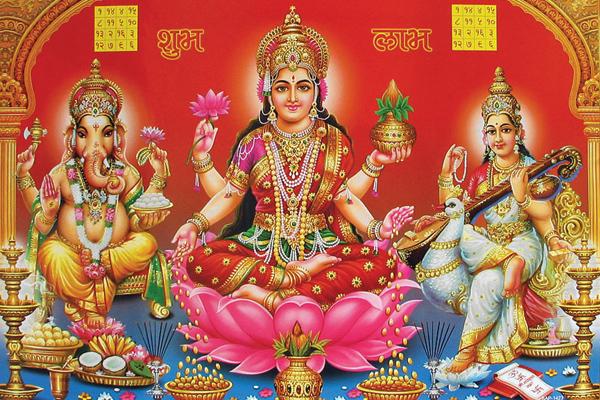 Diwali Laxmi Puja Rituals in Simple Steps